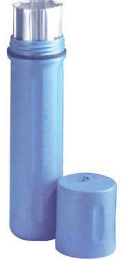 "18"" Certified Chloride Free Blue Rod Guard Cannister"