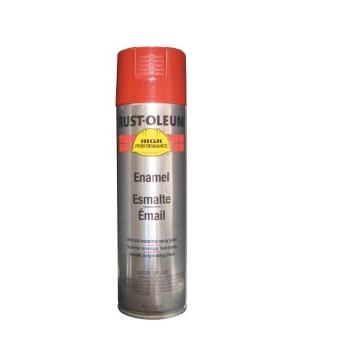 15oz High Performance System Enamel, Glossy Red