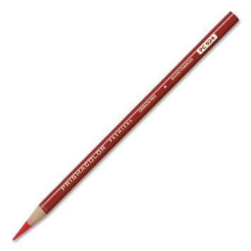 Crimson Red Prismacolor Verithin Art Pencil