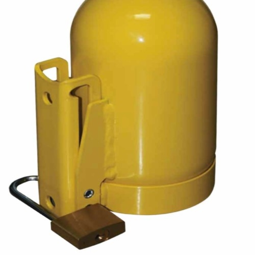 Low Pressure Cylinder Cap, Yellow