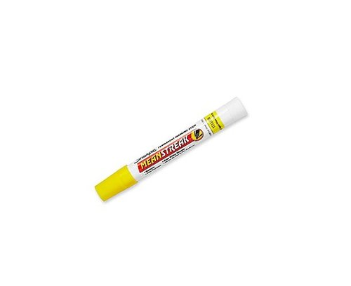 Yellow Mean Streak Permanent Marking Stick