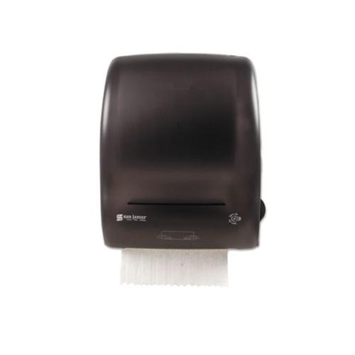Mechanical Towel Dispenser, Black