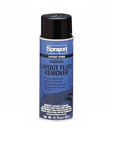 12.75 oz Aerosol Residue Free Layout Fluid Removers