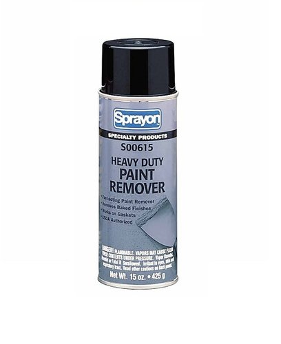 15 oz Aerosol White Heavy Duty Paint Removers