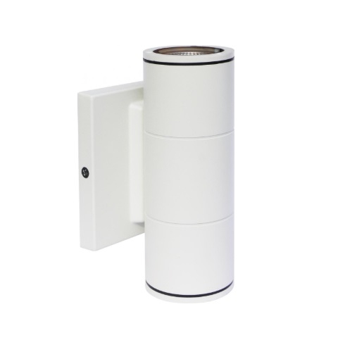 10W LED Small Wall Sconce, UP & Down, 900 lm, 3000K, White