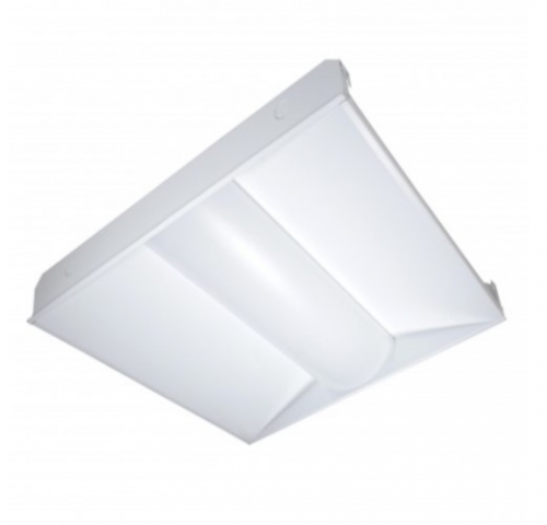 Led Light Fixture Keeps Going Out: Satco Lighting 32W LED 2 X 2 Troffer Light Fixture, White