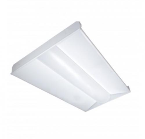 Satco Lighting 40W LED 2 x 4 Troffer Light Fixture, 5000K (Satco ...
