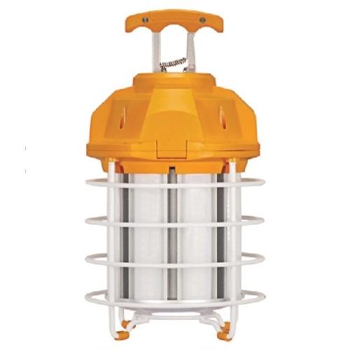 100W Hi-Pro LED High Bay Caged Lamp, 5000K