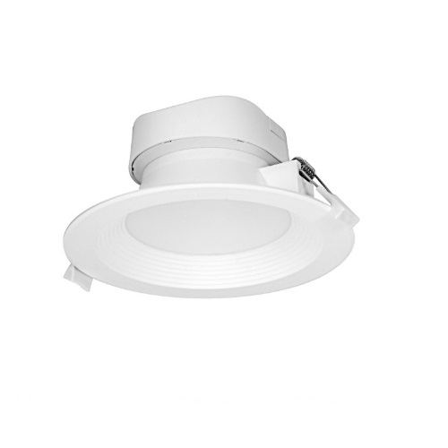 Satco 9w Round 5 6 Inch Led Downlight Direct Wire Dimmable 2700k