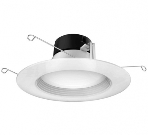 "10.5W 5/6"" LED Recessed Retrofit Downlight, Dimmable, 5000K"