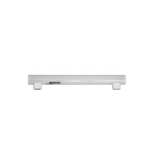 11.8-in 5W LED LN35 T10 Linear Bulb, 35W Inc. Retrofit, S14S, 330 lm, 2700K, Frosted