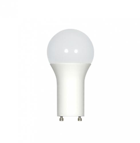 18W LED A21 Bulb, 100W Inc. Retrofit, GU24, 1600lm, 120V, 4000K, Frosted White