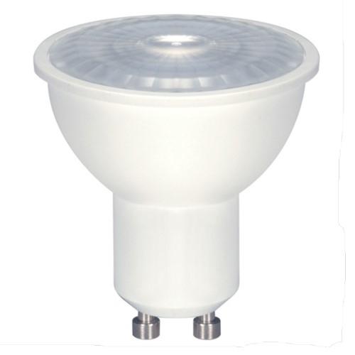 6.5W LED MR16 Bulb, Dimmable, GU10 Base, 4000K