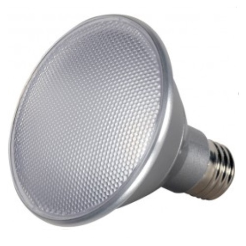 13W Short Neck LED PAR30 bulb, Dimmable, 2700K, 60 Degree Beam