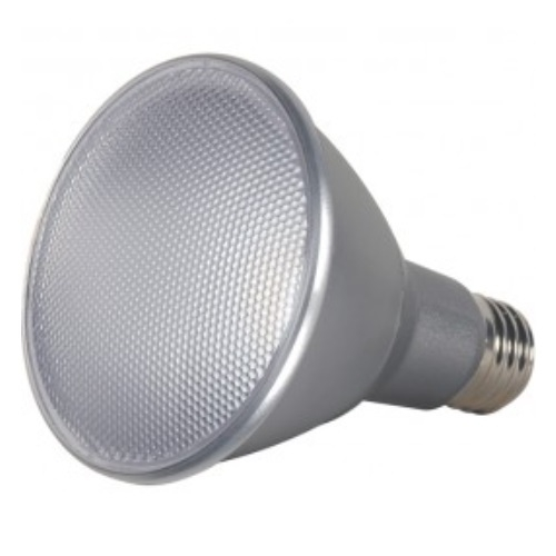 13W Long Neck LED PAR30 bulb, Dimmable, 60 Degree Beam, 3000K