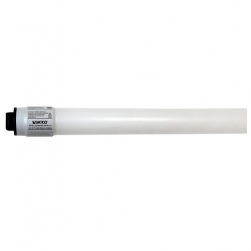 43W 8 Foot LED T8 Tube, Ballast Bypass, 6000K, HO/VHO Base