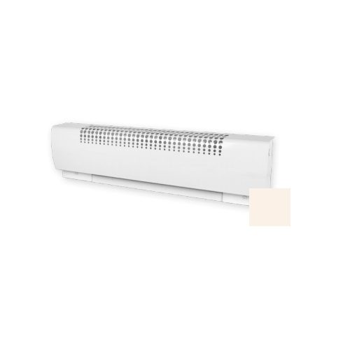 Stelpro 500w Multipurpose Baseboard Heater 350w Ft 120v Soft White Stelpro Asbb0501sw Homelectrical Com