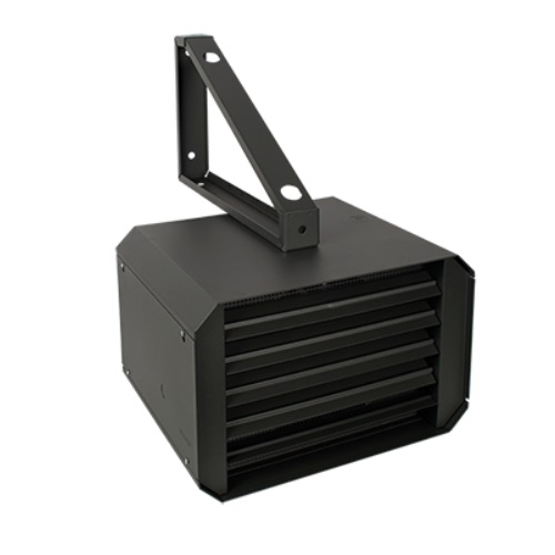 4000W Commercial Industrial Unit Heater, 13651 BTU/H, 277V, Charcoal