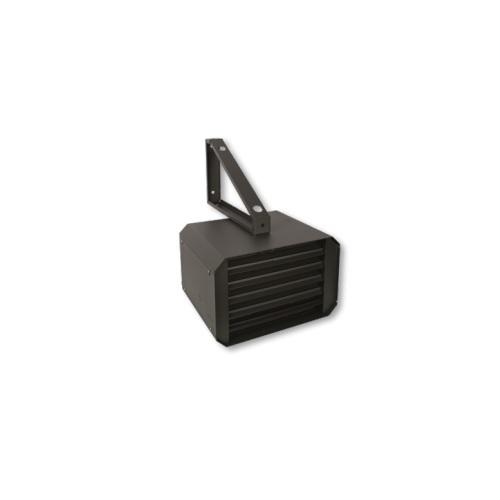 50000W Unit Heater w/ Disconnect Switch, 170635 BTU/H, 24V Control, 480V, Charcoal