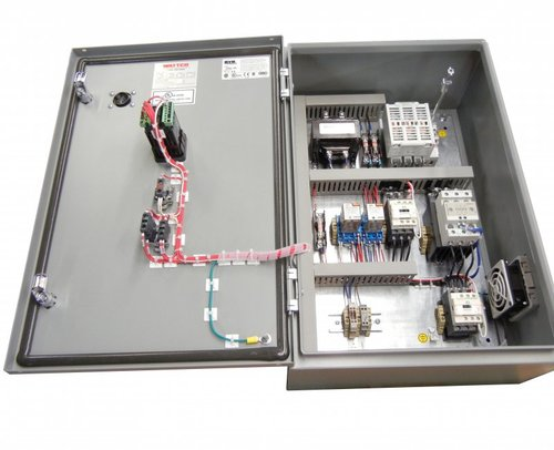 Ventilation Remote Control Circuit for Commercial Industrial Unit Heater