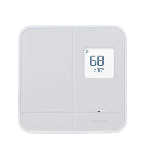 Smart Programmable Wifi Thermostat, Zigbee Compatible, 240V, White