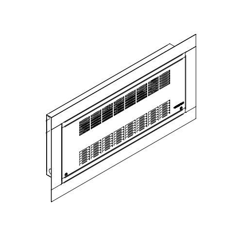 Stelpro 4pc Trim Frame For Cbf