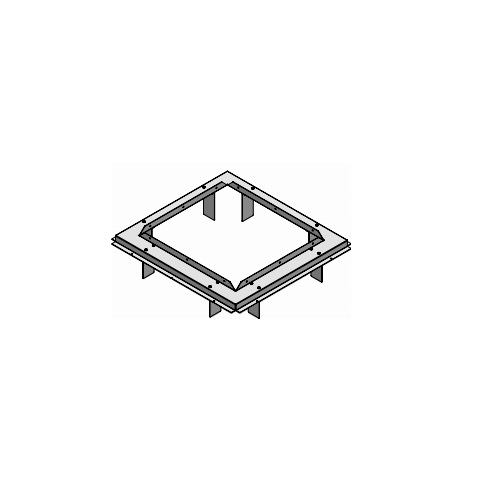 SFE Furnace Downflow Adaptor