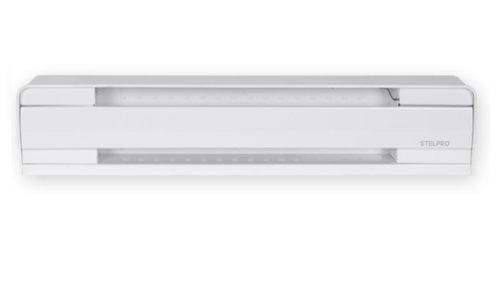 Off White, Replacement Front Cover for 750W B series Baseboard Heater