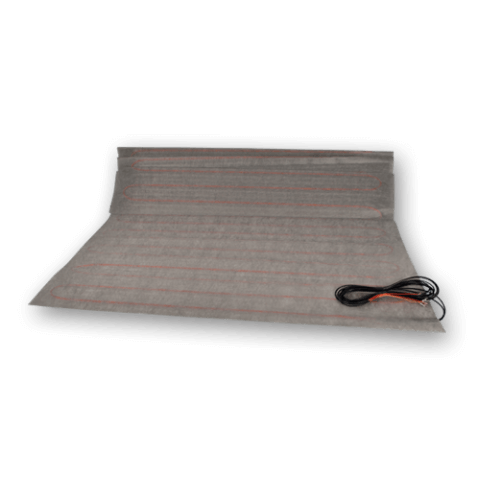 144W SFM Standard Fabric Heating Mat 120V, 48 inches X 36 inches