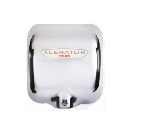 Automatic Xlerator Hand Dryer, 120V, 1500W, Chrome