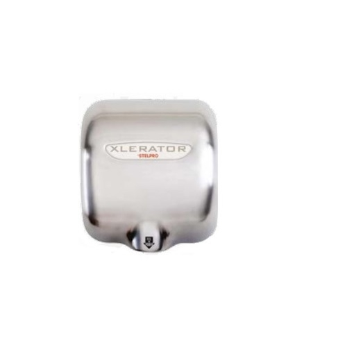 Xlerator ECO Automatic Hand Dryer, Brushed Stainless Steel, 120V