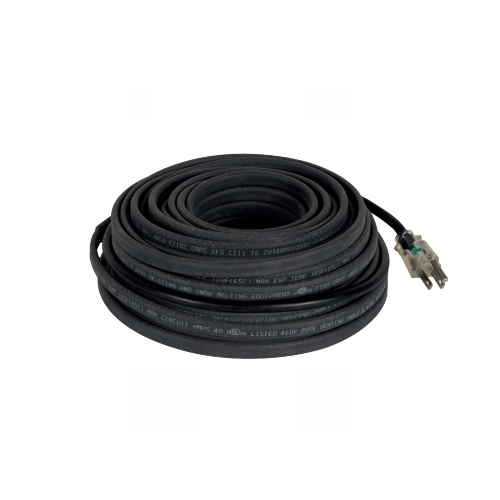 500W 50-ft Heating Cable, Self Regulation, 120V