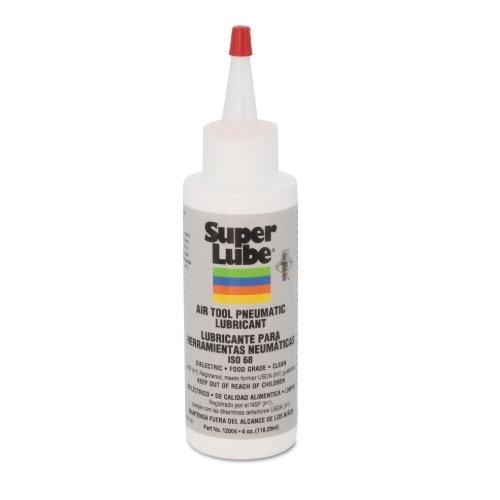 4oz Super Lube Air Tool Lubricant