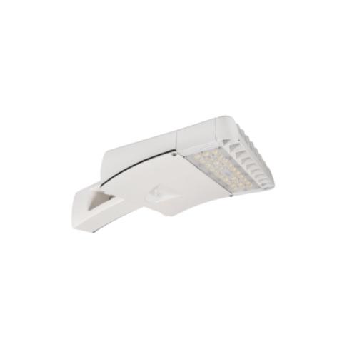 145W LED  Area Light, 120V-277V, 17900 lm, 4000K, Type V, White