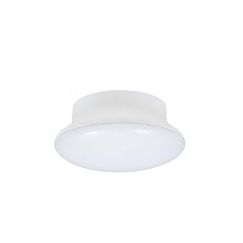 """7"""" 9W Ceiling Light for E26 Base Retrofit, 65W Inc. Retrofit, 700 lm, 4000K"""