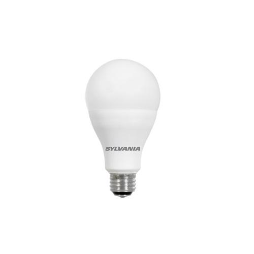 23W LED A21 Bulb, 0-10V Dimmable, E26, 2600 lm, 120V, 3000K