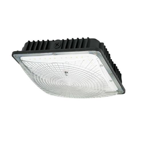 70W LED Canopy Light, 7600 lm, 4000K
