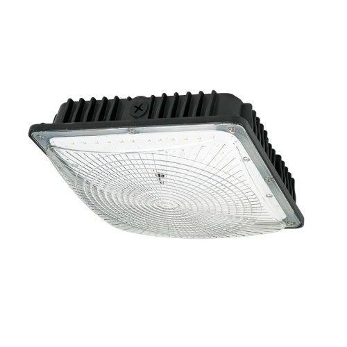 70W LED Canopy Light, 7600 lm, 5000K