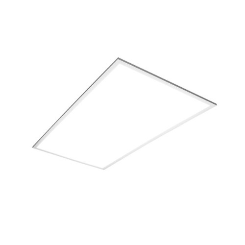 46W 2x4 LED Standard Flat Panel Luminaire w/Battery Backup, Dimmable, 5200 lm, 4100K
