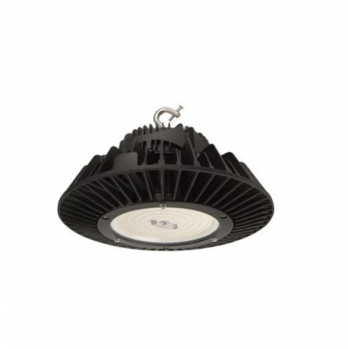 200W LED Round High Bay Luminaire, Dimmable, 200V-480V, 30000 lm, 5000K