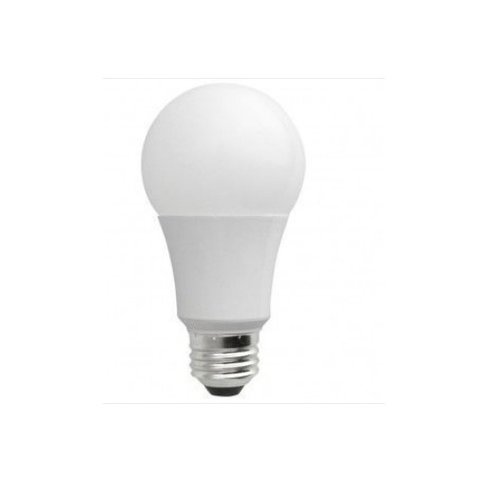 10W Omni-Directional LED A19 Bulb, 4100K, Dimmable