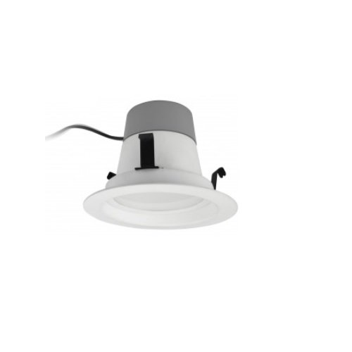 Tcp 10w 4 Inch Led Recessed Downlight Retrofit Dimmable 3500k