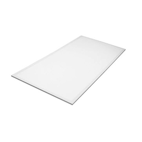 50W 2 x 4' LED Flat Panel w/ Emergency Backup, Dimmable, 5000 lm, 5000K
