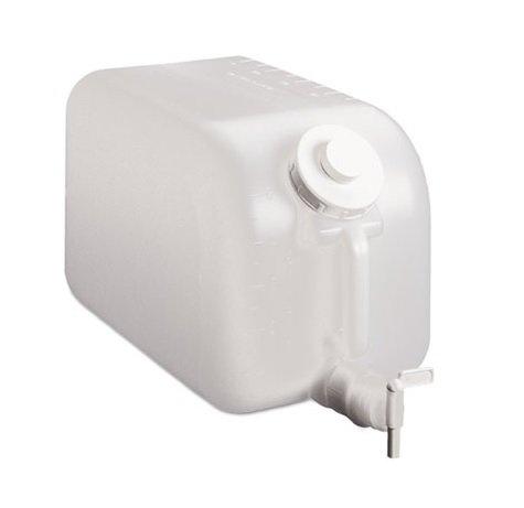 5-Gallon Shur-Fill Dispenser Clear 8-Count