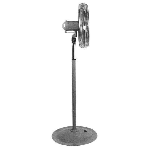 "30"" Unassembled Pedestal Fan Circulator"