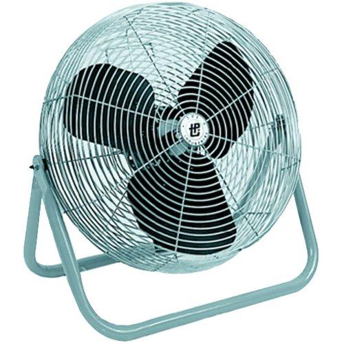 Tpi corp f 18 te 18 aluminum industrial floor fan for 18 industrial floor fan