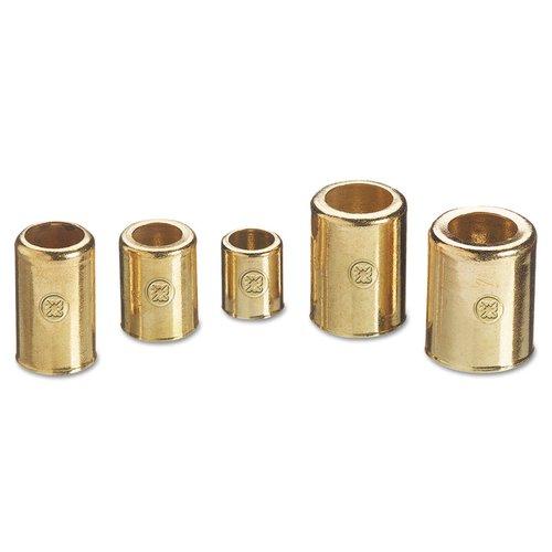 """0.718"""" Inside Diameter Brass Hose Ferrule"""