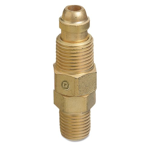 CGA-032 Male/Male Inert Arc Hose & Torch Adapter