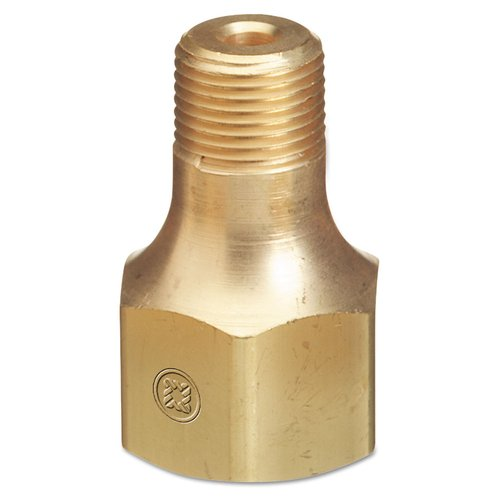 CGA-580 Male NPT Outlet Adapters for Manifold Pipelines