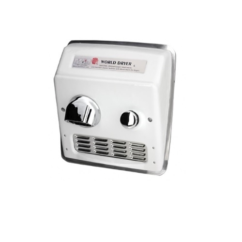 2300W Hand Dryer, Wall Mounted, RA Model, 227V